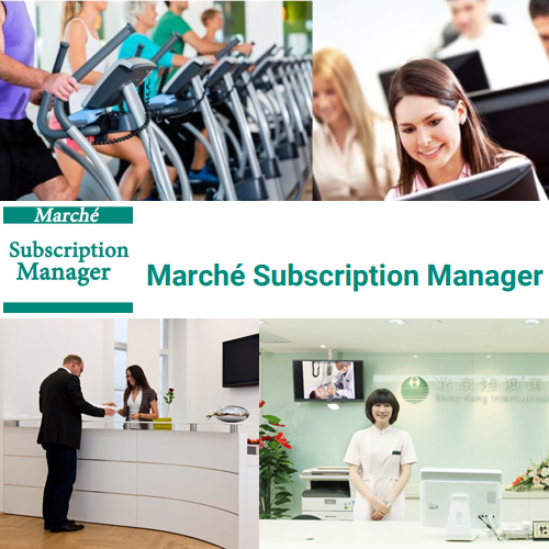 Marche Subscription management system