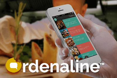 Ordenaline - Restaurant and Cafe mobile ordering system for Waiters, Kitchen and Tables