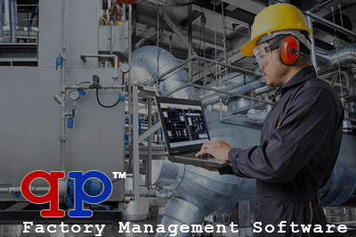 QP Factory Management Software